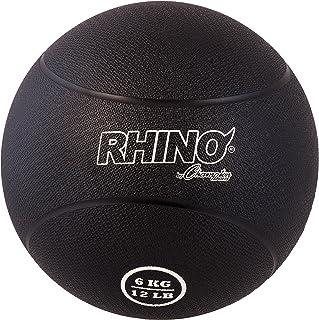Champion Sports Rubber Medicine Ball