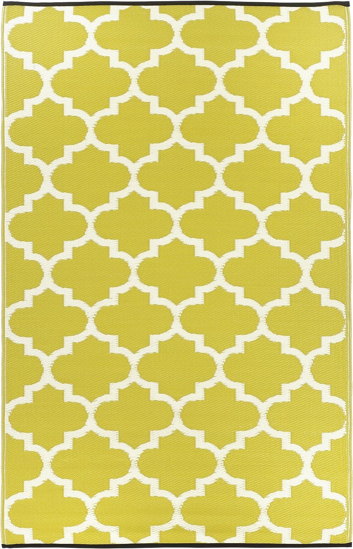 Fab Hab 022099179979 Tangier Teppich, 180 x 270 270 270 cm, schwefel gelb   weiß B00ATFCZX6 2e91d6