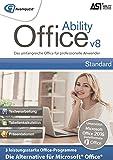 Ability Office 8 - Die leistungsstarke Office-Alternative ohne Abo! Win 10|8|7|Vista [Online Code]