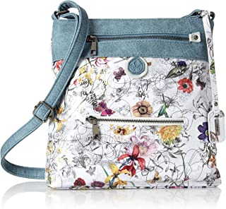 Rieker Handtasche, Sac Main Femme, Rose, Taille Unique