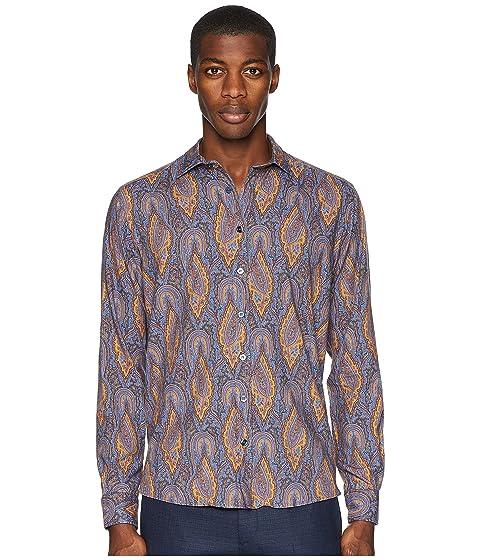 Etro Tom Paisley Shirt