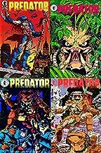 PREDATOR : Complete Set 1 2 3 4 - ALL 4 ISSUES (FULL COLOR COMIC Mini Series) FIRST ORIGINAL MINI SERIES