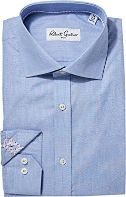 Tone on Tone Stripe Dress Shirt