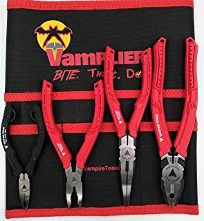 VamPLIERS World's Best Pliers VT-001-S4BP Rusted/Damage/Security Screw Extraction Pliers Best Holiday Christmas Gift Ideal for Corporate/Friends and Family Gifts that last beyond Christmas season!