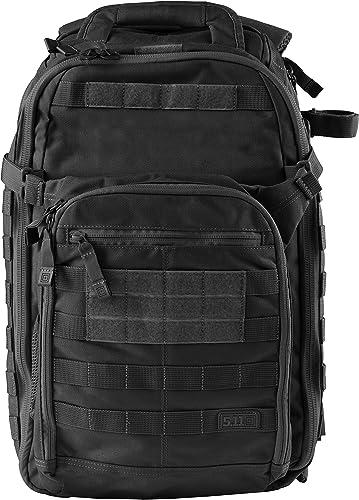 5.11 Tactical All Hazard Prime Sac à Dos de Trekking, 52 cm, 29 L, Noir