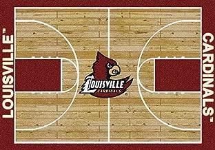 Louisville Cardinals Milliken NCAA Home Court Area Rug (3'10