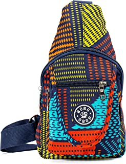 Travel Crossbody Sling Bags For Women Single Waterproof Sling Shoulder Backpack For Kids Girl - Color