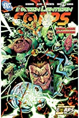 Green Lantern Corps (2006-2011) #17 (English Edition) Format Kindle