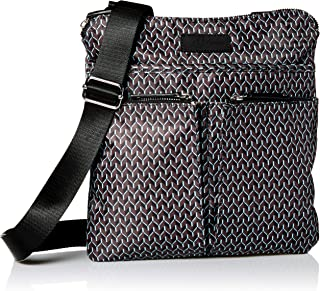 Anne Klein Double Pocket Crossbody