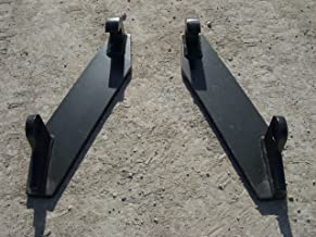 Quicke Euro Tractor Attachment Weld on Mounting Brackets Pieces