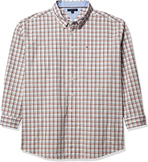 Men's Long Sleeve Button Down Oxford Shirt in Custom Fit