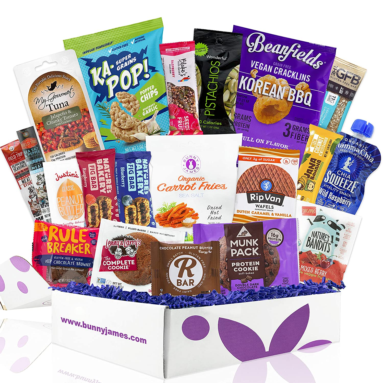 Healthy Snacks Box Sampler Gift Albuquerque Mall : Variety Gourmet Of Sav Sweet Boston Mall