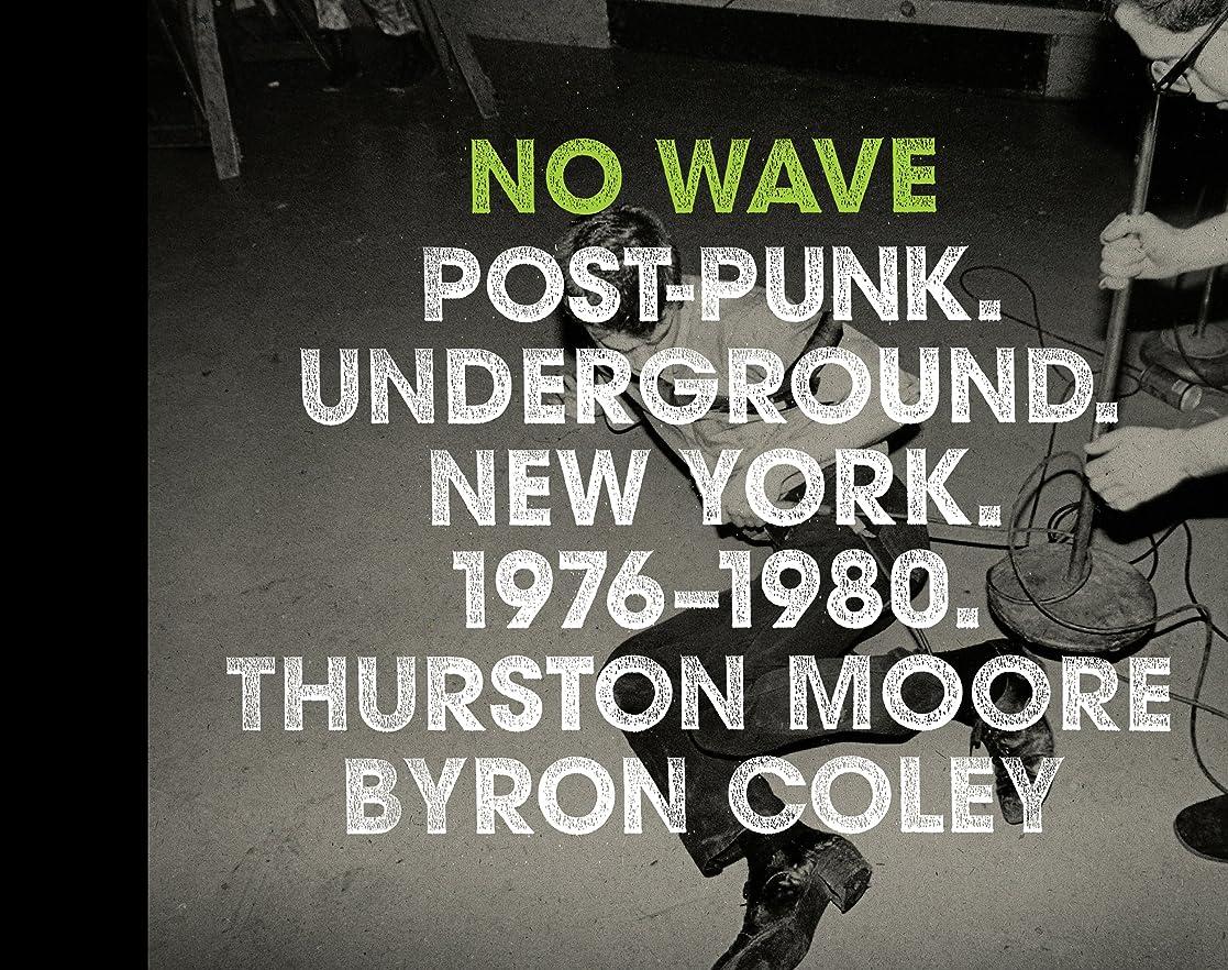 ダイジェストサドル修士号No Wave: Post-Punk. Underground. New York 1976-1980