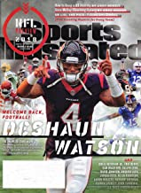 Sports Illustrated Magazine August 27 - September 2018 DESHAUN WATSON Cover, Odell Beckham Jr. Eric Berrry