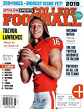ATHLON SPORTS 2019 COLLEGE FOOTBALL TREVOR LAWRENCE Cover, Heisman Watch