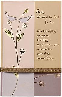 American Greetings Birthday Card for Son (Birds)