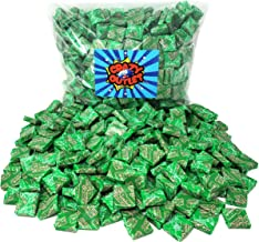 CrazyOutlet Pack - Now and Later Original Chewy Candy Watermelon Flavor Taffy Candy, Bulk Pack, 2 lbs - Halloween Candy