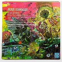 Jean Sibelius - 4 Legends from The Kalevala