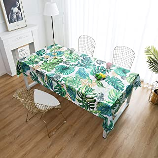 iLiveX Table Cloth, Original Design Hand Drawing Art Print Tablecloth, Water-Proof Rectangle Table Cover, Kitchen Dining Indoor Outdoor Buffet Tabletop Decoration, 60