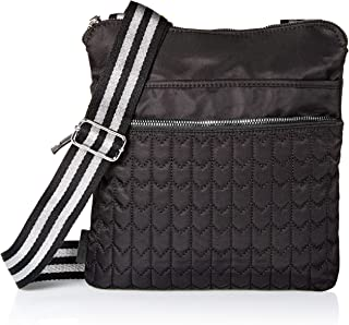 Geo Quilted Crossbody