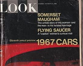LOOK MAGAZINE OCTOBER 18, 1966