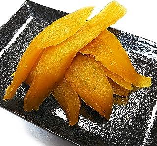 Amazon用特選A品 国産 茨城県産 新物 干し芋 やわらか甘~い 紅はるか 切り落とし 400g 無添加