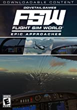 Flight Sim World: Epic Approaches Mission Pack [Online Game Code]