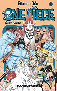 One Piece nº 49: Luffy de pesadilla (Manga Shonen)