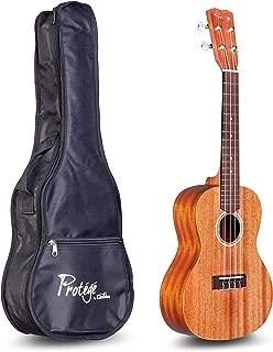 Protege by Cordoba U100SM Soprano Ukulele Bundle (Amazon Exclusive)