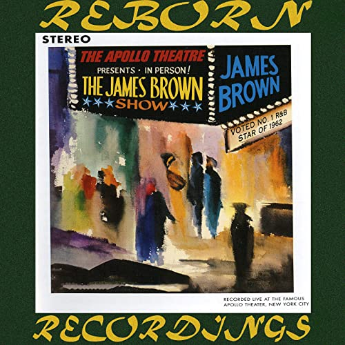 Live At The Apollo '62 (HD Remastered) de James Brown en Amazon Music -  Amazon.es