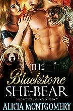 The Blackstone She-Bear: Blackstone Mountain Book 7