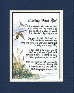 Genie's Poems A 60th 70th BirthdayPresent Poem Thank-You For A Father #23, Dad's 50th 60th 70th Birthday