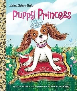 Puppy Princess (Little Golden Book)