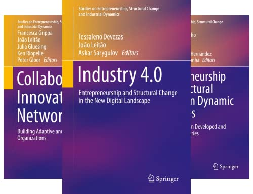 Studies on Entrepreneurship, Structural Change and Industrial Dynamics (14 Book Series)