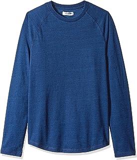 Goodthreads Men's Long-Sleeve Indigo Raglan T-Shirt