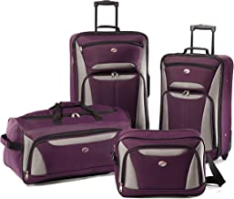 Best skyline 5pc softside luggage set Reviews