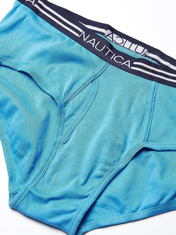 Nautica Mens Cotton Classic Multipack Briefs