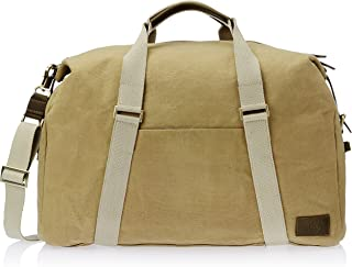 Clayley Viari Unisex Outback Camper Bag Small (Dark Khaki)