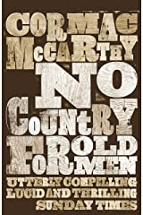 No Country for Old Men Kindle Edition