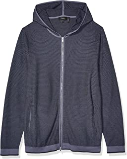 Men's Braghe Hooded Nilos Sweatshirt, Reef Multi, S