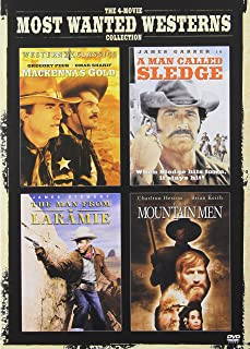 The Mackenna's Gold / Man Called Sledge, a / Man from Laramie / Mountain Men