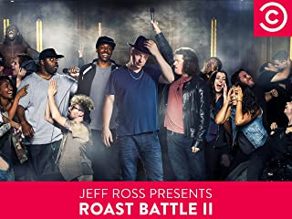 Jeff Ross Presents Roast Battle Season 2