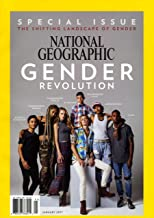 National Geographic - January, 2017. Special Issue: Gender Revolution. Rethinking Gender; I Am 9 Years Old; Making a Man; American Girl; Dangerous Lives of Girls; Dads at Home; Girls at Risk; Equality