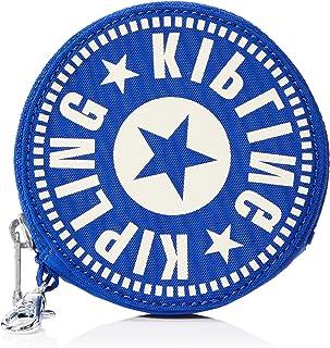 Kipling Marguerite Nc damplånbok, - Blue (Laser Blue) - 10.5x10.5x1.5 Centimeters (B x H x T)