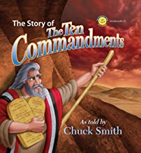 The Story of the Ten Commandments (TWFT Just for Kidz)