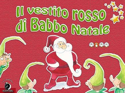 Il vestito rosso di Babbo Natale