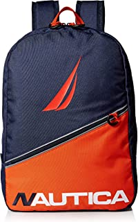 Diagonal Front Zip Full Size Backpack for Kids