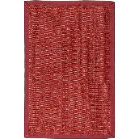 Tapis, 100cm x 70cm, Rouge