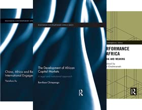 Routledge Contemporary Africa (34 Book Series)