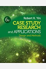 Case Study Research and Applications: Design and Methods (English Edition) Format Kindle